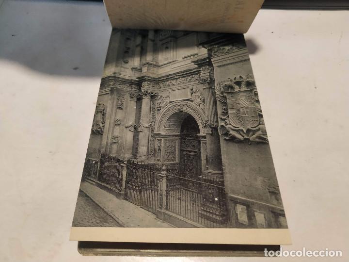 Postales: CARNET POSTAL GRANADA - 24 POSTALES (FALTA 1) - CIUDAD - CATEDRAL - CARTUJA - GENERALIFE - Foto 13 - 199372405