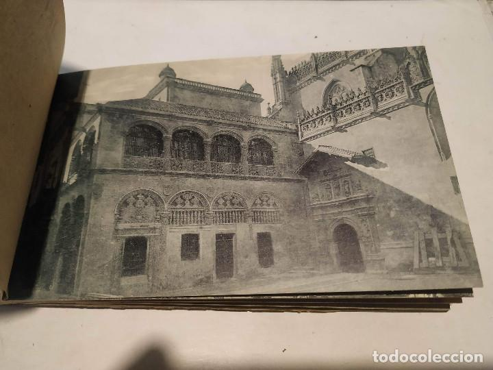 Postales: CARNET POSTAL GRANADA - 24 POSTALES (FALTA 1) - CIUDAD - CATEDRAL - CARTUJA - GENERALIFE - Foto 15 - 199372405