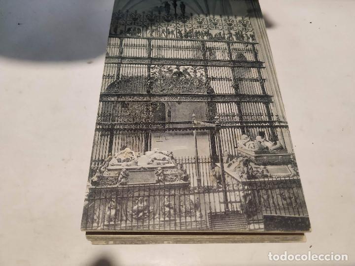 Postales: CARNET POSTAL GRANADA - 24 POSTALES (FALTA 1) - CIUDAD - CATEDRAL - CARTUJA - GENERALIFE - Foto 16 - 199372405