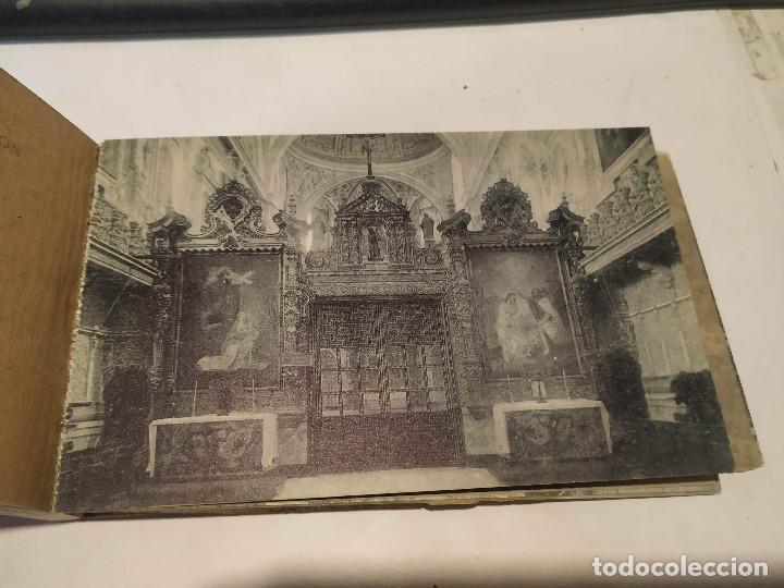 Postales: CARNET POSTAL GRANADA - 24 POSTALES (FALTA 1) - CIUDAD - CATEDRAL - CARTUJA - GENERALIFE - Foto 22 - 199372405