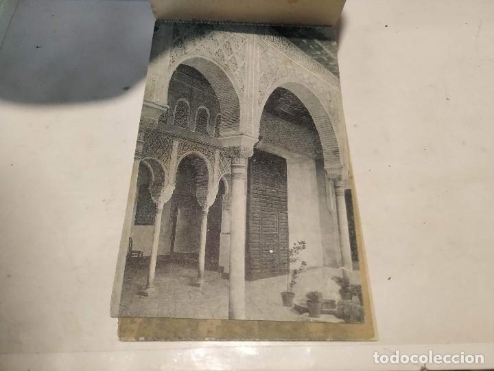 Postales: CARNET POSTAL GRANADA - 24 POSTALES (FALTA 1) - CIUDAD - CATEDRAL - CARTUJA - GENERALIFE - Foto 24 - 199372405