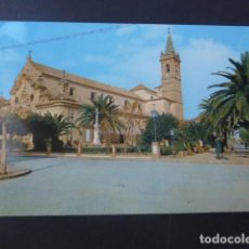 Postales: CAMPILLOS MALAGA PLAZA JOSE ANTONIO E IGLESIA. Lote 293893403