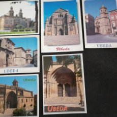 Postales: UBEDA, JAÉN. LOTE DE 6 POSTALES. Lote 200110278