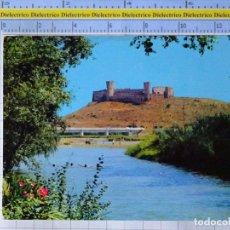 Cartes Postales: POSTAL DE MÁLAGA. AÑO 1964. FUENGIROLA CASTILLO SOHAIL. 955 BEASCOA. 231. Lote 200182768