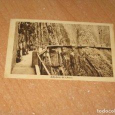 Cartoline: POSTAL DE MALAGA. Lote 200191507
