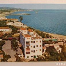Cartes Postales: MARBELLA - MÁLAGA - PANORÁMICA DE LA PLAYA - M3. Lote 200617587