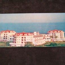 Cartes Postales: HOTEL MARE-NOSTRUM, FUENGIROLA. MALAGA. Lote 201149242