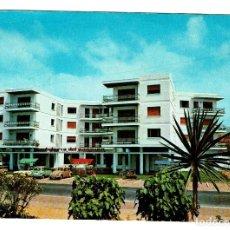 Postales: MALAGA - RINCON DE LA VICTORIA - CAFETERIA DEL PAQUIRO - 1966 - VALMAN E616 - NO CIRCULADA. Lote 202900561
