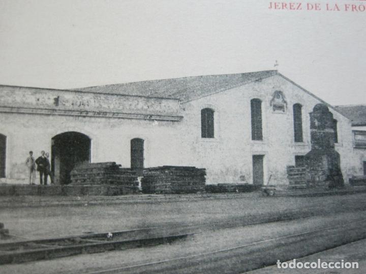 JEREZ DE LA FRONTERA-BODEGAS GUTIERREZ HERMANOS-VINOS,CHAMPGNE...PREMIER-POSTAL ANTIGUA-(69.431) (Postales - España - Andalucía Antigua (hasta 1939))