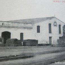 Postales: JEREZ DE LA FRONTERA-BODEGAS GUTIERREZ HERMANOS-VINOS,CHAMPGNE...PREMIER-POSTAL ANTIGUA-(69.431). Lote 203290548