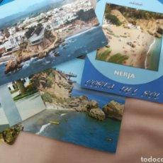 Postales: POSTALES DE NERJA .. Lote 203629325