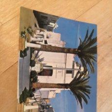 Postales: POSTAL SEVILLA LOS PALACIOS MONUMENTO A LOS CAIDOS Y ERMITA NSTR SRA DE LA AURORA.. Lote 204163102