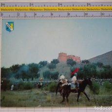 Postales: POSTAL DE MÁLAGA. AÑO 1972. ALFARNATE FIESTAS DE MOROS Y CRISTIANOS. 7 SAN PI. 1752. Lote 205130432