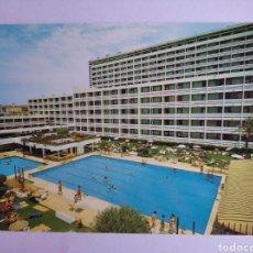 Postales: POSTAL 46 MATALASCAÑAS HUELVA HOTEL FLAMENCO PISCINAS AÑO 1988 ED ARRIBAS. Lote 205269153