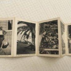 Postales: 21 FOTOGRAFIAS TAMAÑO PEQUEÑO DE MÁLAGA, L . ROISIN, BIEN CONSERVADO. Lote 205333407