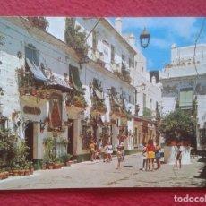 Postales: POST CARD Nº 128 CÁDIZ PLAZA TÍO DE LA TIZA SQUARE PLACE, NIÑOS FLORES MACETAS....VER FOTO....SPAIN.. Lote 205569488