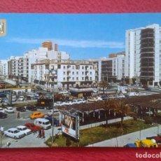 Postales: POST CARD Nº 1256 CÁDIZ PLAZA GLORIETA INGENIERO LA CIERVA PLACE SQUARE COCHES DE ÉPOCA....VER FOTO. Lote 205574217