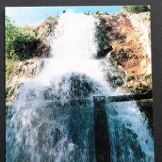 Postales: ALHAMA DE ALMERIA, LA CASCADA, POSTAL SIN CIRCULAR DEL AÑO 1988. Lote 205584962