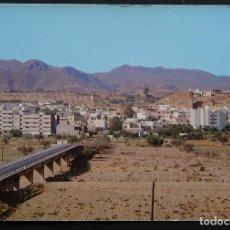 Postales: TURRE (ALMERIA) VISTA PARCIAL Y RIO DE AGUAS, POSTAL SIN CIRCULAR DEL AÑO 1985. Lote 205585461