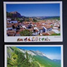 Postales: 3 POSTALES DE GRAZALEMA SIN CIRCULAR. Lote 205586385