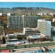 Postales: TORREMOLINOS .- HOTEL LA CASCADA .- EDICION MONTERO. Lote 205697913