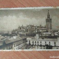 Postales: CAPO1----POSTAL DE SEVILLA--LA CATEDRAL (CIRCULADA). Lote 205847671