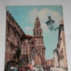 Postales: TARGETA POSTAL VINTAGE DE CORDOBA. Lote 206279635