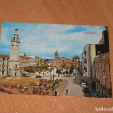 Postales: POSTAL DE LUCENA. Lote 206461006