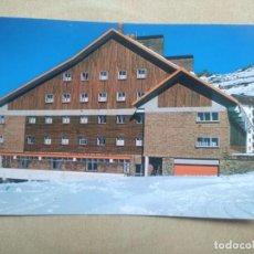 Postales: POSTAL RESIDENCIA PRADOLLANO EDUCACION Y DESCANSO, SIERRA NEVADA. Lote 206530253