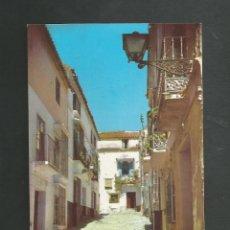 Postales: POSTAL SIN CIRCULAR - MARBELLA 2006 - CALLE VIRGEN DE LOS DOLORES - MALAGA - EDITA ARRIBAS. Lote 206974527