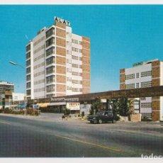 Postales: HOTEL ALAY, TORREMOLINOS - BENALMÁDENA (MÁLAGA). ED DOMINGUEZ 1967. SIN CIRCULAR.. Lote 206985743