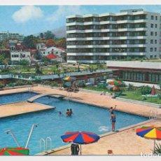 Postales: LA NOGALERA, TORREMOLINOS (MÁLAGA). ED GARRABELLA 1967. SIN CIRCULAR.. Lote 206986406
