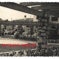 Postales: TORREMOLINOS .- HOTEL LOS NIDOS .- FOTO D. CORTES. Lote 206998781