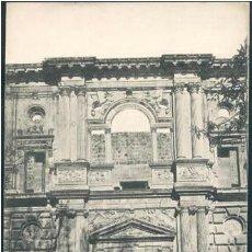 Postales: POSTAL GRANADA PORTADA MERIDIONAL DEL PALACIO DE CARLOS V ED. SUCESOR DE CASSO N° 27. Lote 207236497