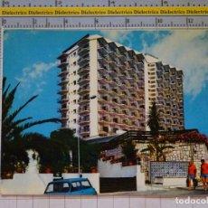 Cartes Postales: POSTAL DE MÁLAGA. AÑO 1969. FUENGIROLA HOTEL TORREBLANCA. 5771 PERGAMINO. 273. Lote 207491793