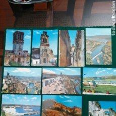 Postales: ARCOS DE LA FRONTERA, LOTE DE 12 POSTALES, E. BEASCOA. Lote 207892586