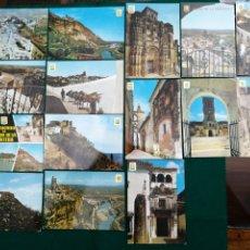 Postales: ARCOS DE LA FRONTERA, LOTE DE 15 POSTALES E. SUBIRAT CASANOVAS. Lote 207893833