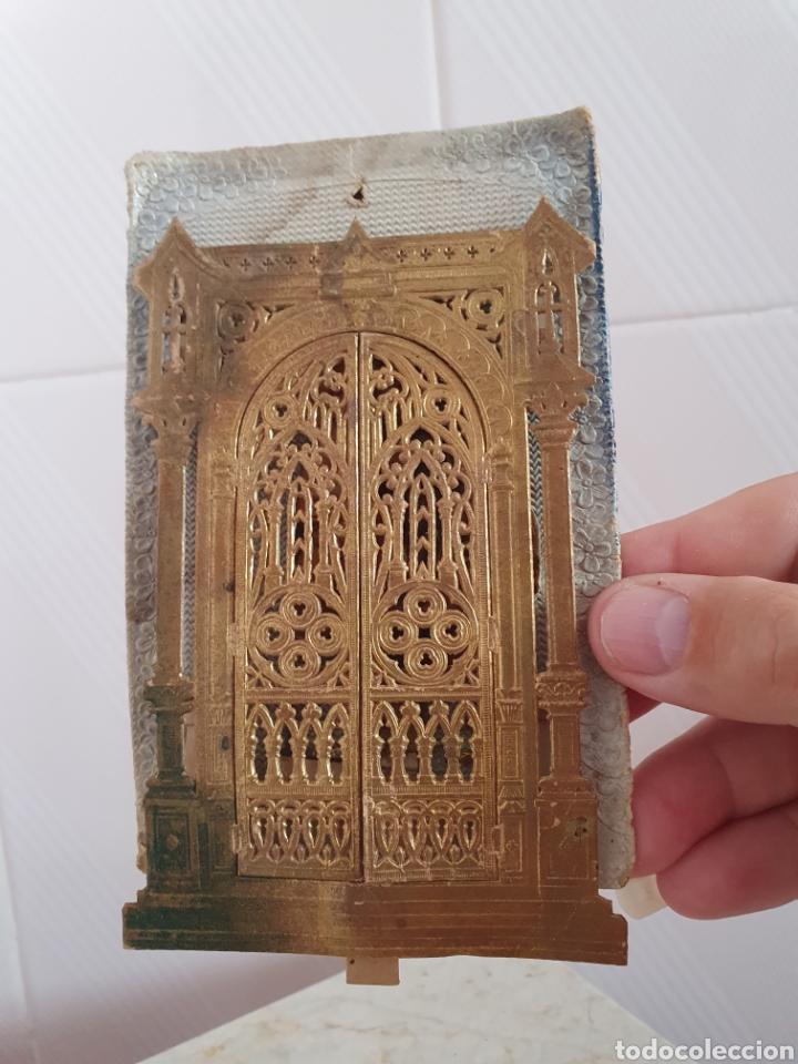 Postales: PRECIOSA POSTAL MADE IN GERMANY FECHADA EN JEREZ AÑO DE 1917 - Foto 3 - 209134906