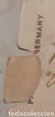 Postales: PRECIOSA POSTAL MADE IN GERMANY FECHADA EN JEREZ AÑO DE 1917 - Foto 7 - 209134906