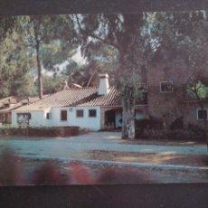 Postales: JEREZ DE LA FRONTERA, RESTAURANTE EL BOSQUE. Lote 209274225