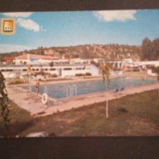 Postales: EL BOSQUE, CÁDIZ . PISCINA MUNICIPAL. Lote 209274556