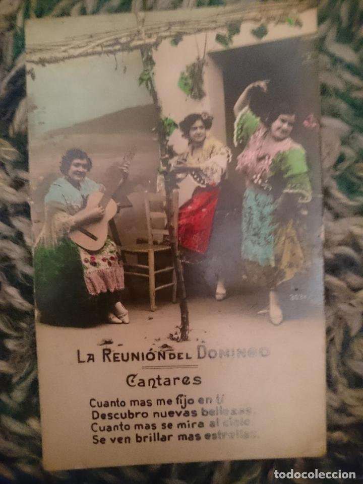 POSTAL ANTIGUA - PRINCIPIOS DE SIGLO - COLOREADA (Postales - España - Andalucía Antigua (hasta 1939))