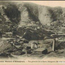 Postales: MINAS DE LA SIERRA DE ALMAGRERA, ALMERÍA. LOTE DE 21 POSTALES.. Lote 209337265