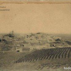 Postales: VEJER DE LA FRONTERA, CÁDIZ. VISTA PARCIAL. FOTPIA HAUSER Y MENET, ED. GUILLERMO UHL.. Lote 209804180