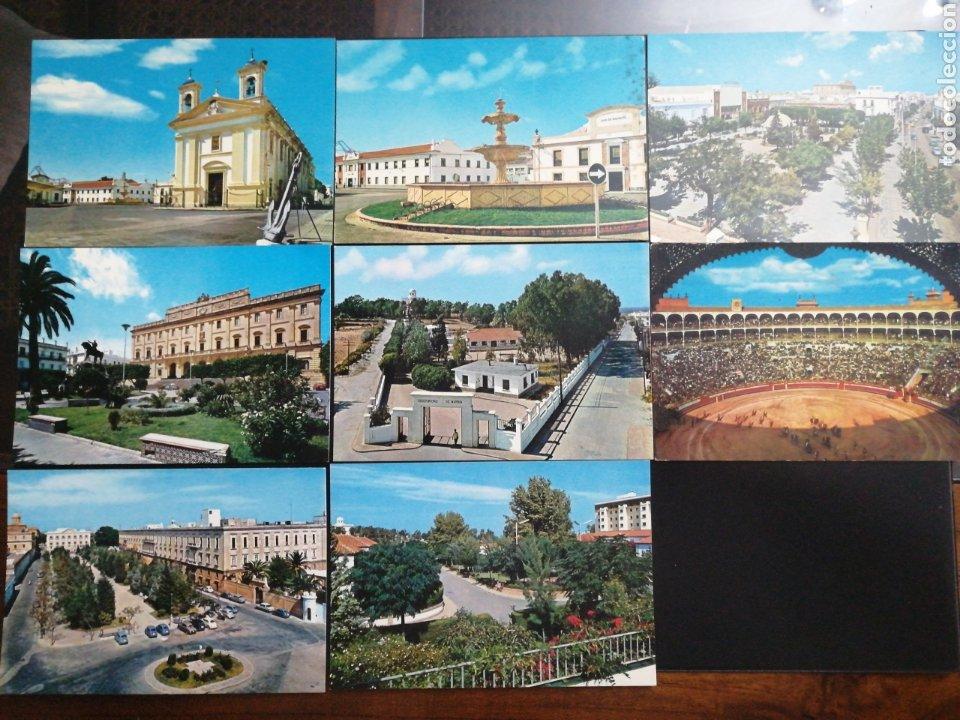 SAN FERNANDO, CÁDIZ. LOTE DE 8 POST. EDIC. BEASCOA (Postales - España - Andalucia Moderna (desde 1.940))