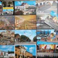 Cartes Postales: SAN FERNANDO, CÁDIZ. LOTE DE 13 POST. PAPELERÍA ALFA. Lote 209966885