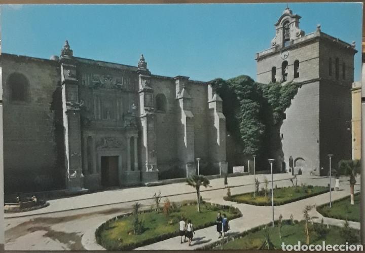 POSTAL N°2041 LA CATEDRAL ALMERÍA (Postales - España - Andalucia Moderna (desde 1.940))