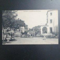 Postales: SANLUCAR DE BARRAMEDA, CÁDIZ. BONANZA, COMANDANCIA MUNICIPAL. SIN CIRCULAR. Lote 210150753