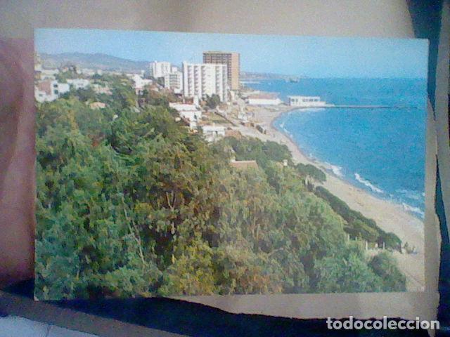 MARBELLA ED COSTA SOL Nº 342 S/C 15 X 10 CMS APROX PLAYA ANIMADA (Postales - España - Andalucia Moderna (desde 1.940))