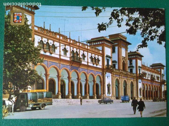 CADIZ - JEREZ DE LA FRONTERA - ESTACION DEL FERROCARRIL - ED. FISA - SUBIRATS Nº 46 - CIFESA (Postales - España - Andalucia Moderna (desde 1.940))